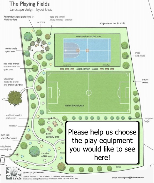 playing fields layout ideas 2019